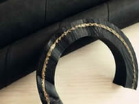Textile Reinforced Hydraulic Hose